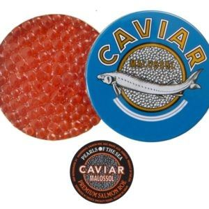 Salmon Roe Caviar