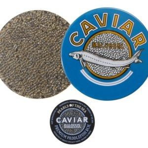 Paddlefish Roe Caviar