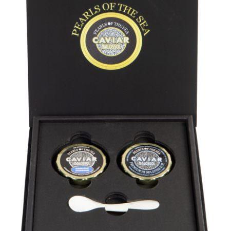 Gift Box 2-1 oz Domestic Caviar