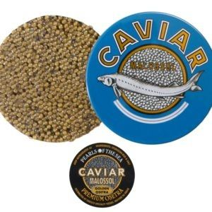Golden Russian Osetra Caviar